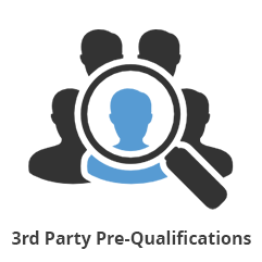 Other 3rd Party Pre-Qualifications