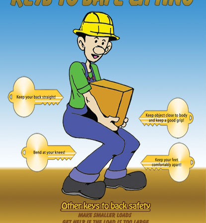 back-safety-keys-to-safe-lifting-poster