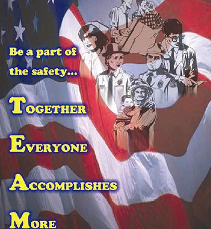 be-a-part-of-team-safety-poster