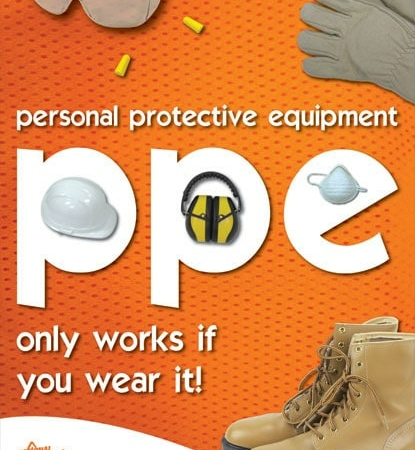 lp857-personal_protective_equipment_safety_poster